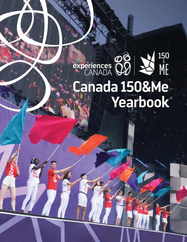 View Canada 150&Me Yearbook by Experiences Canada