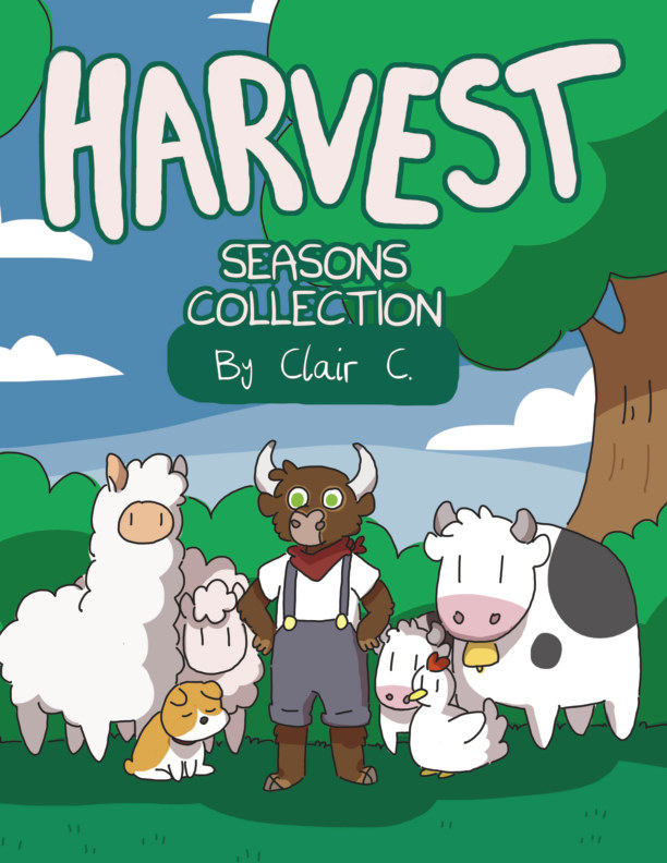 View Harvest Seasons Collection by Clair C