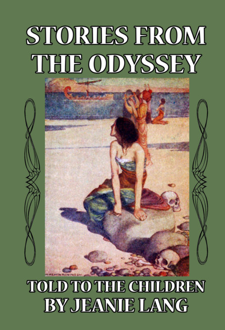 View Stories from the Odyssey Told to the Children by Jeanie Lang