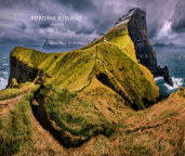 Faroe islands and Iceland book cover