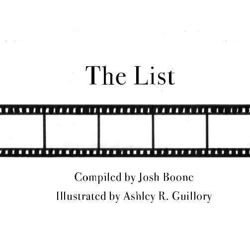 View The List by Ashley R. Guillory