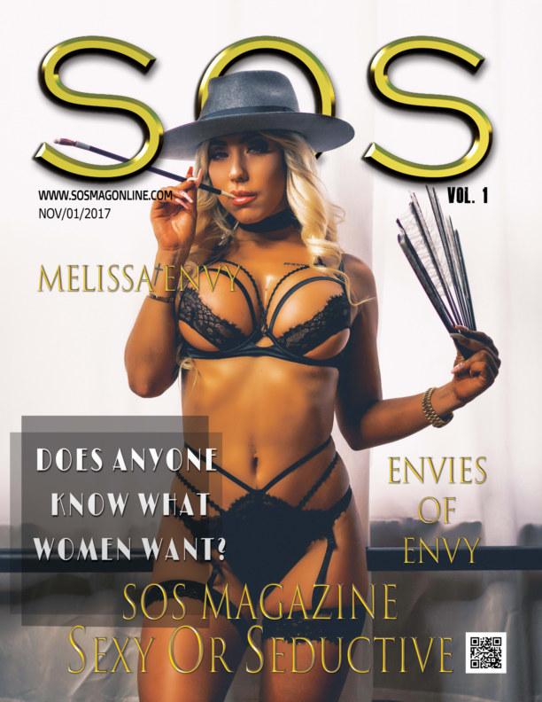 Bekijk SOS Magazine Vol. 1 op Ryan Paul
