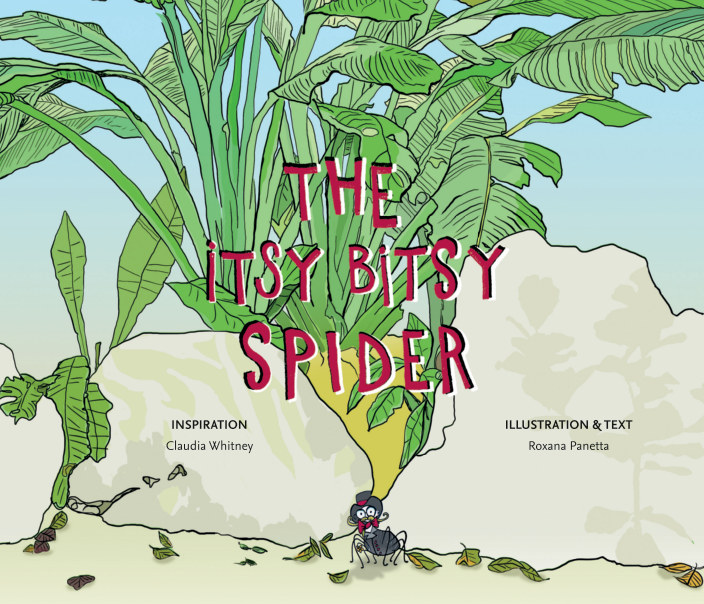 The Itsy Bitsy Spider in the Jungle nach Roxana Panetta anzeigen