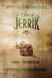 Tales of Jerrik - Book 1: The Storyteller - Comics & Graphic Novels pocket and trade book