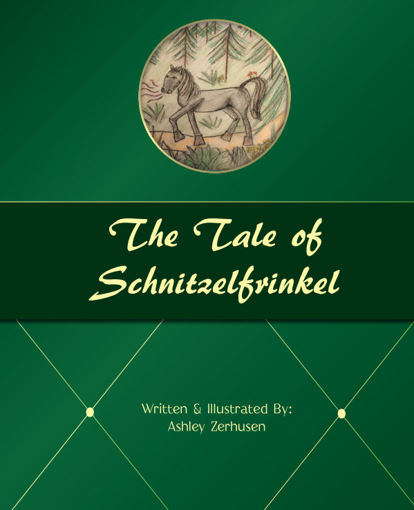 Visualizza The Tale Of SchnitzelFrinkel di Ashley Zerhusen