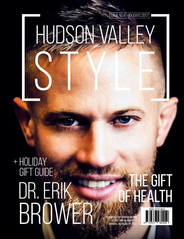 View Hudson Valley Style Magazine // Holidays 2017 by Duncan Avenue LLC