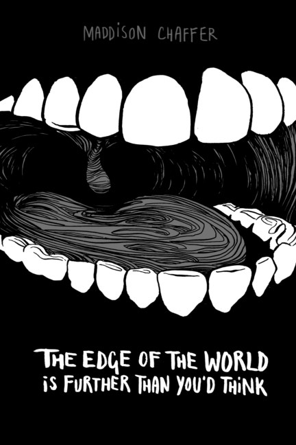 View The Edge of the World is Further Than You'd Think by Maddison Chaffer