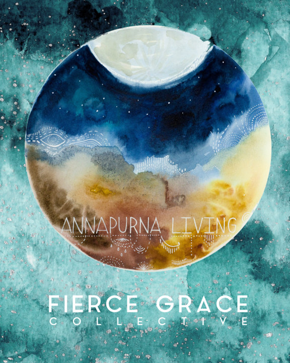 View Fierce Grace Collective by Carrie-Anne Moss