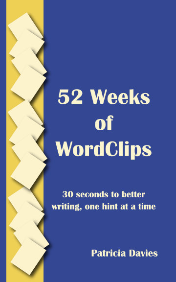 View 52 Weeks of WordClips by Patricia Davies