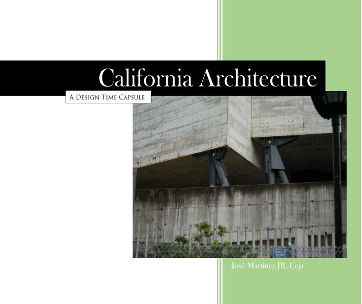 Bekijk California Architecture op Jose Martinez JR. Ceja