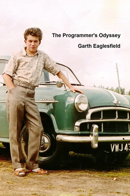 View The Programmer's Odyssey by Garth Eaglesfield