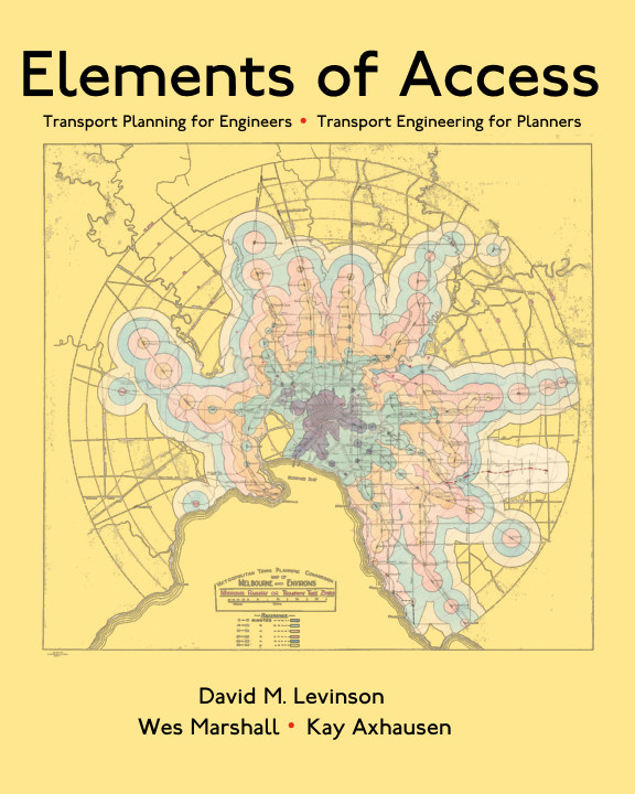 View Elements of Access by David M Levinson