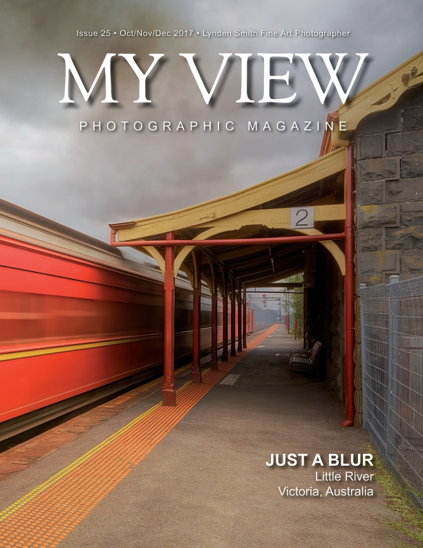 View My View Issue 25 Quarterly Magazine by Lynden Smith