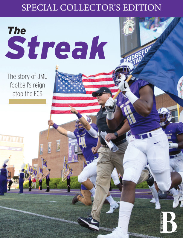 View The Streak by The Breeze Sports Staff
