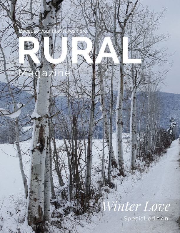 View RURAL WINTER LOVE by RURAL magazine