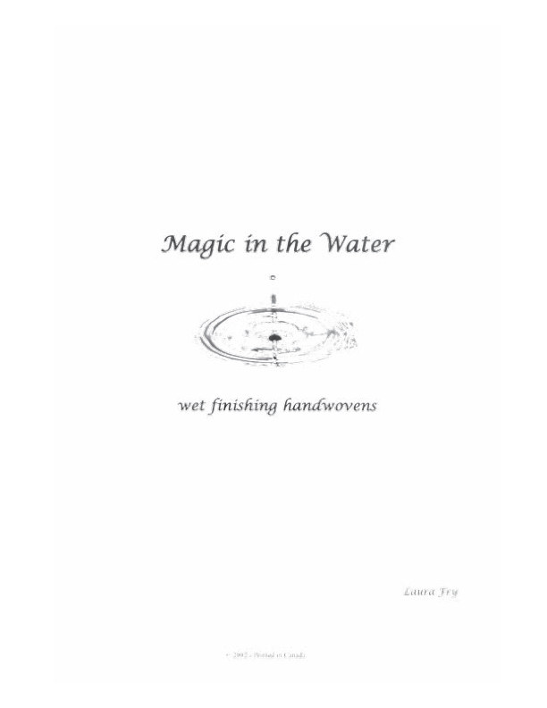 View Magic in the Water by Laura Fry