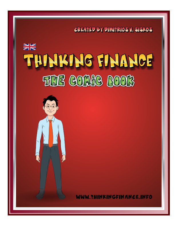 View ThinkingFinance - The Comic Book by Dimitrios V. Siskos