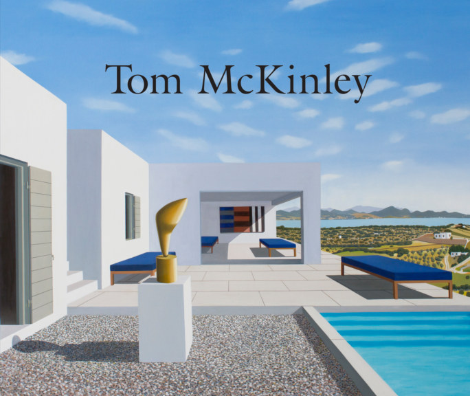 View Tom McKinley by Berggruen Gallery
