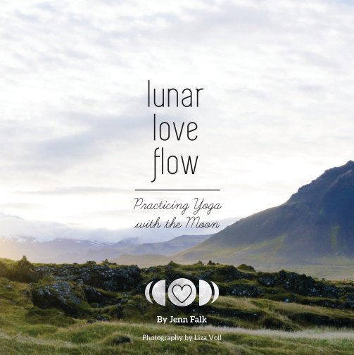 View Lunar Love Flow by Jenn Falk