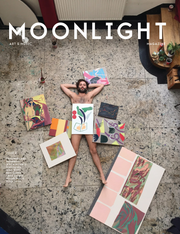 View Moonlight Magazine #2 by Alexander Roman