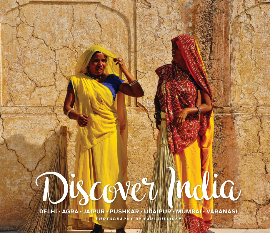 View Discover India by Paul Bielicky