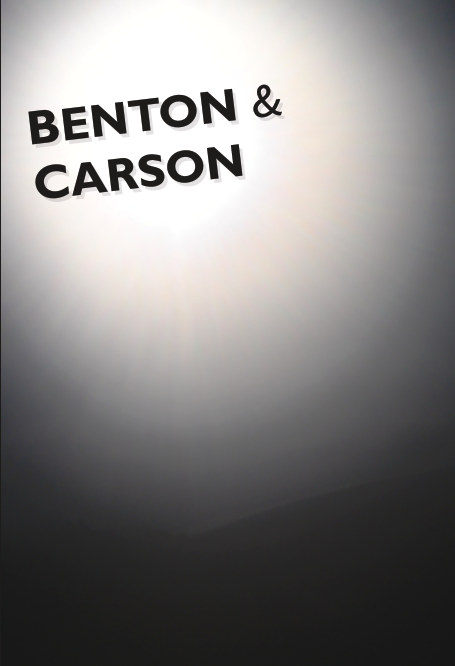 View Benton and Carson by Charles E. Morgan, III