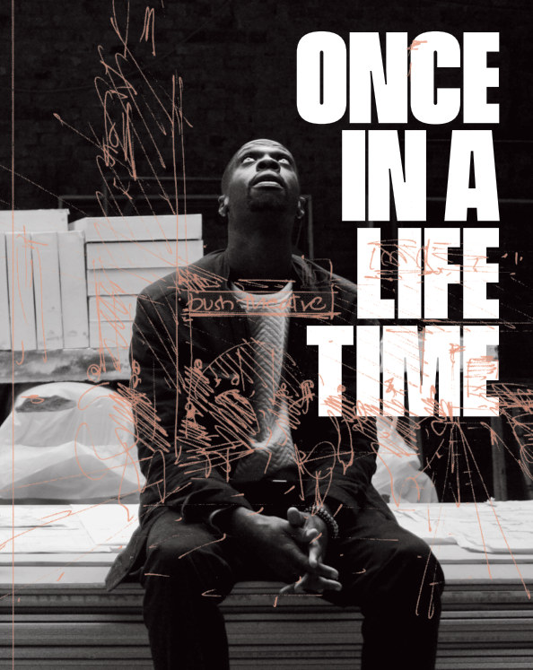 View Once in a  Lifetime (Hardback) by Bush Theatre