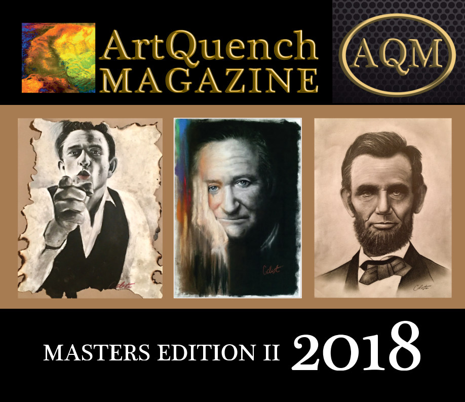 View ArtQuench Masters Edition Art Book II by ArtQuench