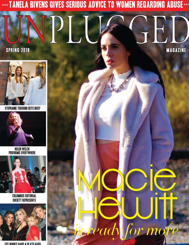 Unplugged Magazine 2018 Spring nach Phillip Bufford anzeigen