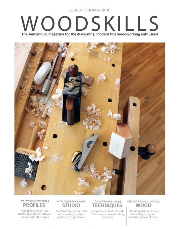 View WOODSKILLS Issue 01 by Norman Pirollo