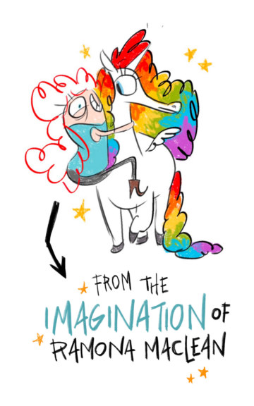 View Ramona's Imagination by Ramona MacLean