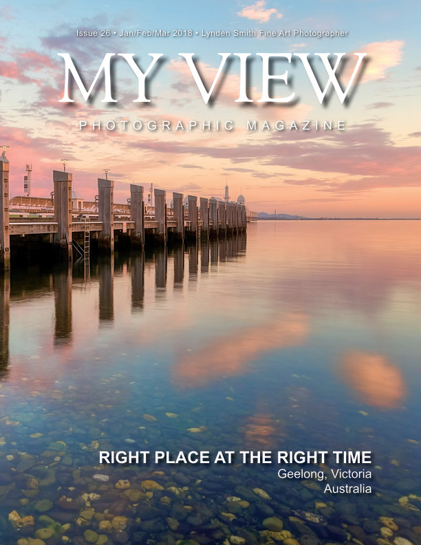 View My View Issue 26 Quarterly Magazine by Lynden Smth