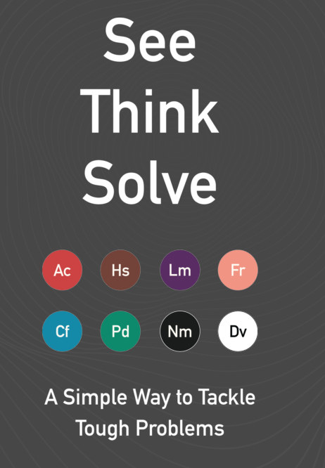 View See Think Solve by Benedict-Nelson & Leitner