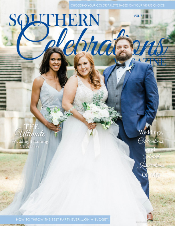 View Southern Celebrations Magazine Volume 7 Winter Cover by Virginia Conaway