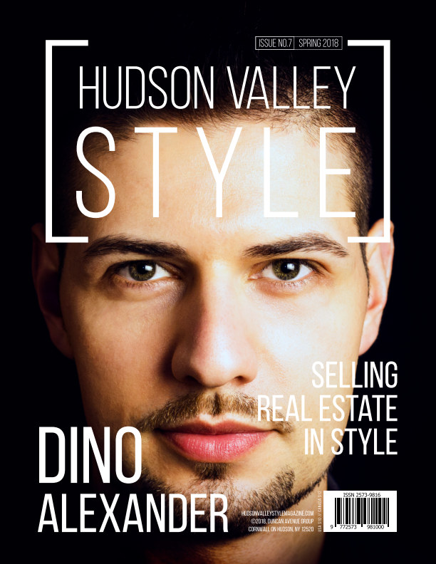 Ver Hudson Valley Style Magazine - Dino Alexander - Selling Real Estate in Style por Duncan Avenue Group