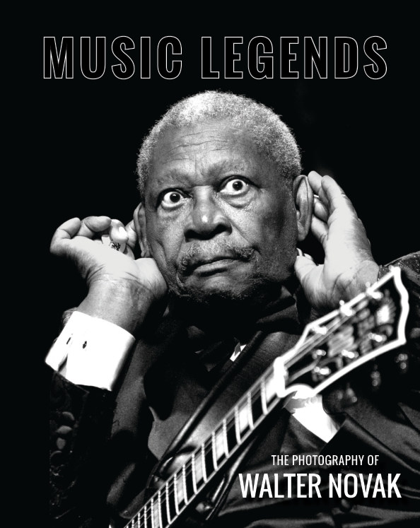 Music Legends (Hard Cover) nach Walter Novak anzeigen