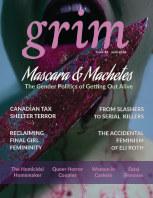 Grim No. 2 - Mascara and Machetes book cover