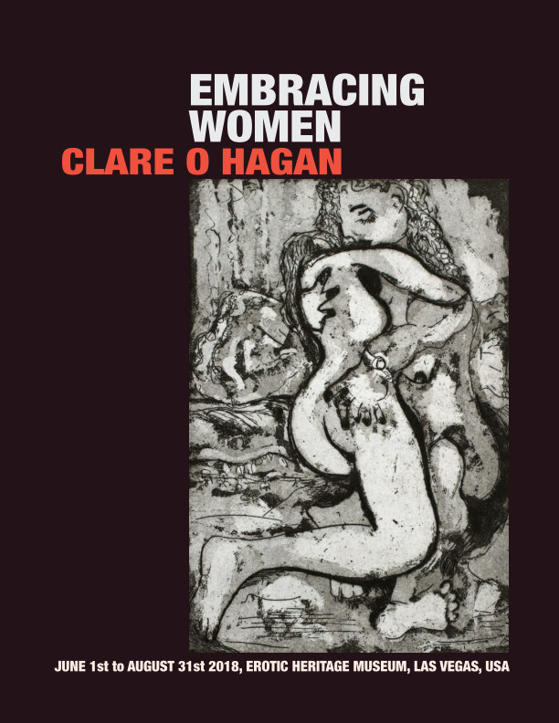 View Embracing Women by Clare  O Hagan