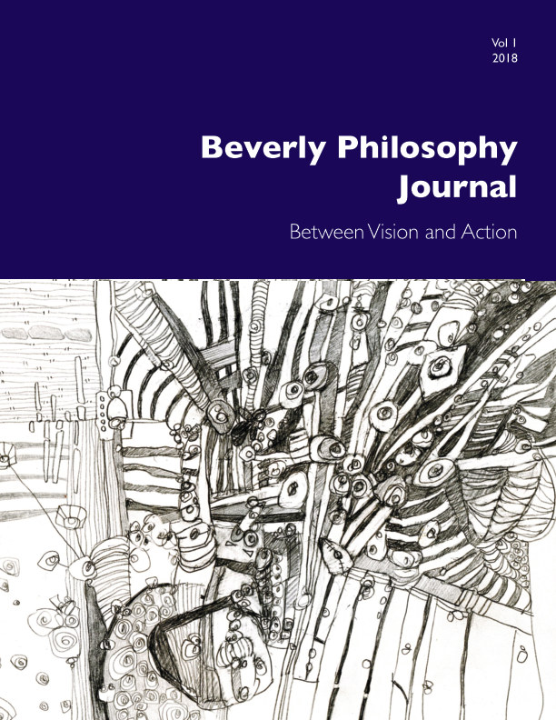 Beverly Philosophy Journal nach Jennifer Hall anzeigen