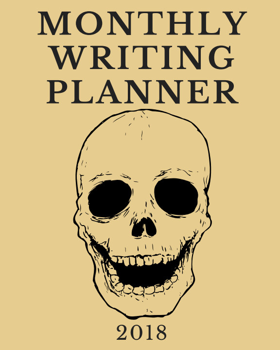 View Monthly Writing Planner by Sarah Dunaway