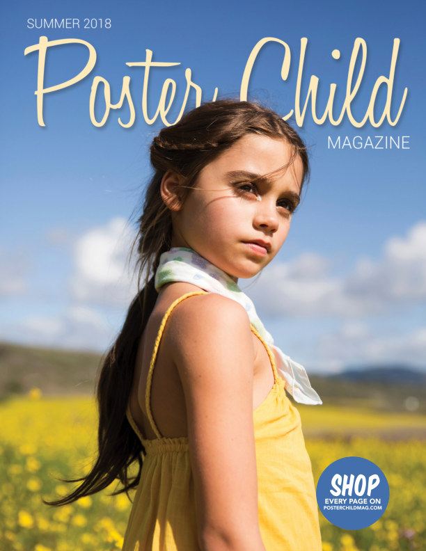 View Poster Child Magazine, Summer 2018 by Poster Child Magazine
