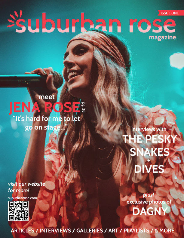 View Issue 1 (Suburban Rose Magazine) by Suburban Rose Magazine
