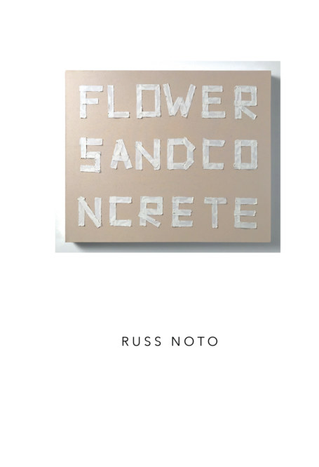 View Flowers and Concrete by Russ Noto
