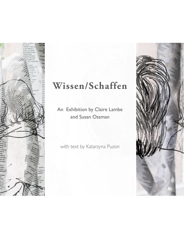 View Wissen/Schaffen by C. Lambe, S. Ossman, K. Puzon