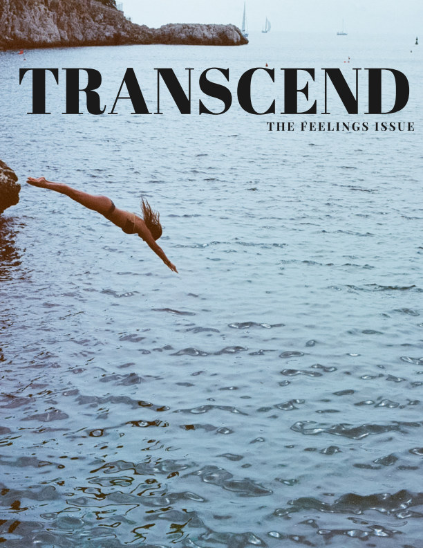 View TRANSCEND ISSUE NO. 4 by meghan mcclenny