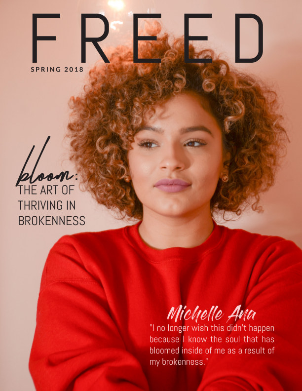 View FREED Magazine Issue I: Bloom by FREED Magazine