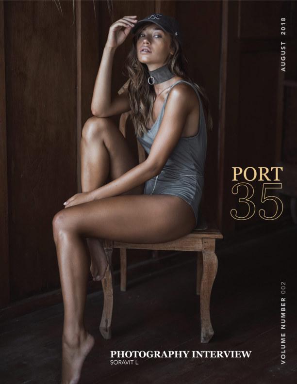 View PORT35 Magazine Aug 2018 by PORT35 MAGAZINE