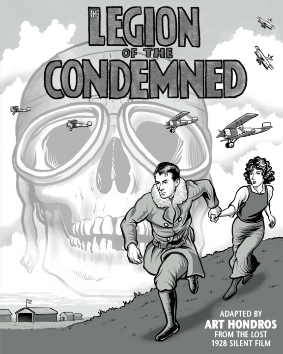 View The Legion of the Condemned by Art Hondros