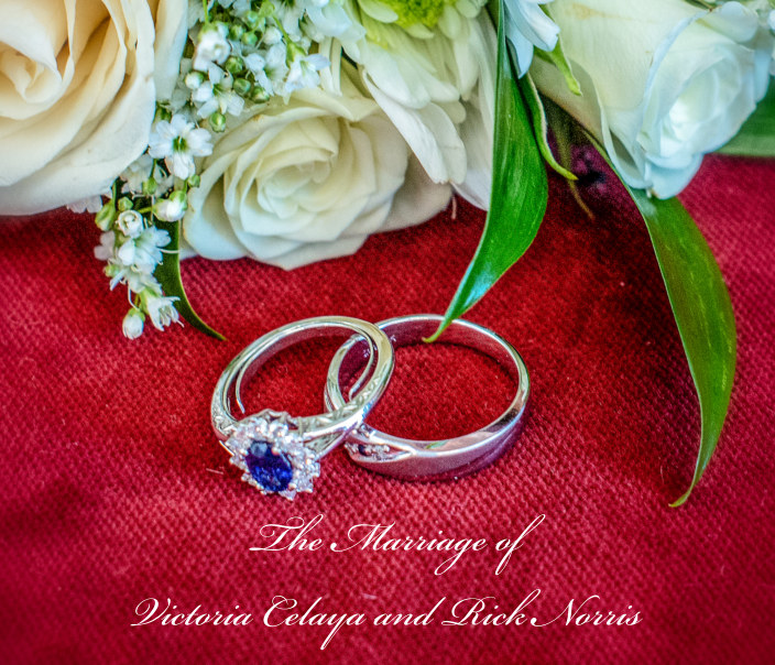 View The Marriage of Victoria Celaya and Rick Norris by David Pool