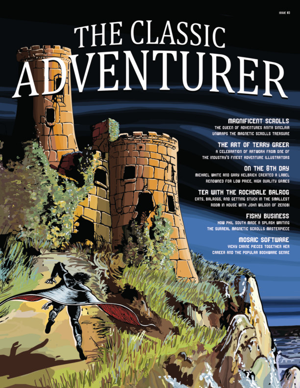 View The Classic Adventurer - Issue 03 by Mark James Hardisty